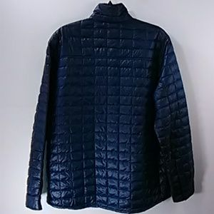 The North Face Jackets & Coats - The North Face Navy Quilted Thermo Jacket Size L